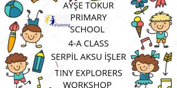 Tiny Explorers Workshop projemiz başlıyor