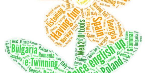 eTwinning projemiz için logomuzu hazırladık