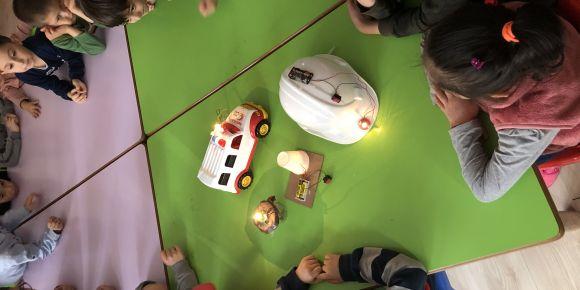 Okul Öncesinde STEM Eğitimi - elektrik elektronik mühendisliği