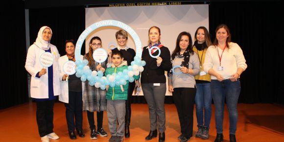 İşaret dili ile okulda diyabet eğitimi