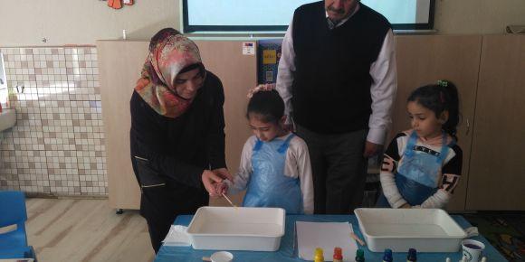 'Mutlu Çocuklar Güçlü Türkiye için Okulum Atölyem Oldu' projesi