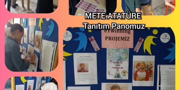 Mete Atatüre'yi tanıyoruz