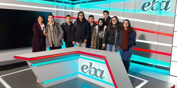 Öğrencilerimiz EBA'da