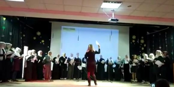 Millet İlkokulu Kadınlar Sesler eTwinning Projesi Kapsamında Etkinlik Düzenledi