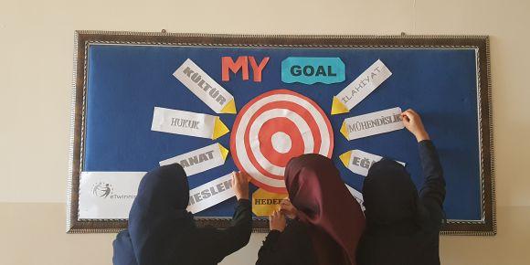 My Goal  ile Hedef Belirle