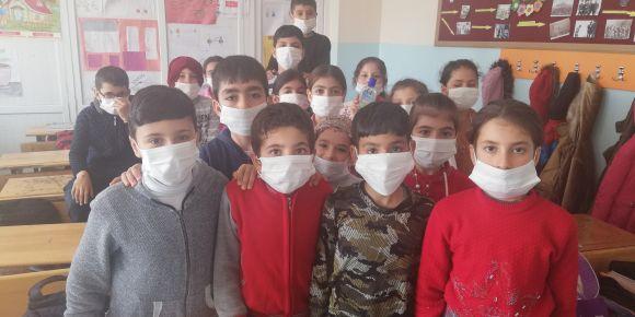 Virüslere Karşı Korunuyoruz