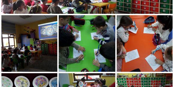 Mutlu çocuklar güçlü Türkiye için okulum atölyem oldu