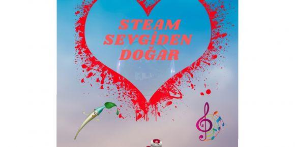 Steam Sevgiden Doğar Etwinnig Projesine Katıldık