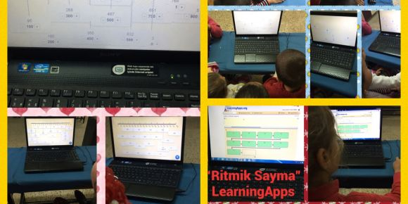 Learning Apps uygulaması ile eğlenceli matematik