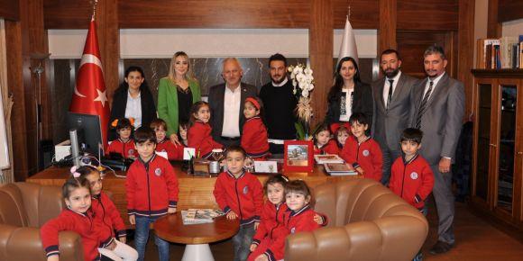 Antalya Bilim Üniversitesi Rektörü Sayın Prof.Dr İsmail Yüksek Bey'e Ziyaret