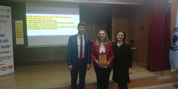 Evliya Çelebi Ortaokulu  Erasmus+ Proje  Etkinliklerine Devam Ediyor