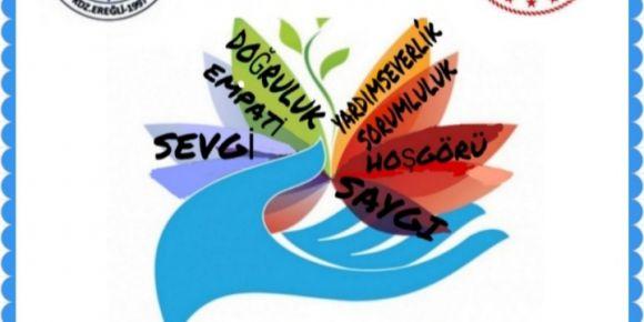Değerler  Eğitimi Anadolu  Etwinning projemiz başladı