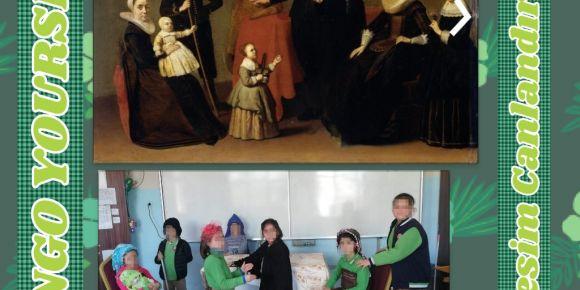 Kaynaştırma Sınıflarında İşbirlikli Öğrenmenin Sağlanması eTwinning Canlandırma