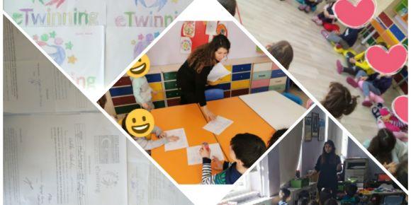 e Twinning Teknoloji Bağımlılığı Projesi
