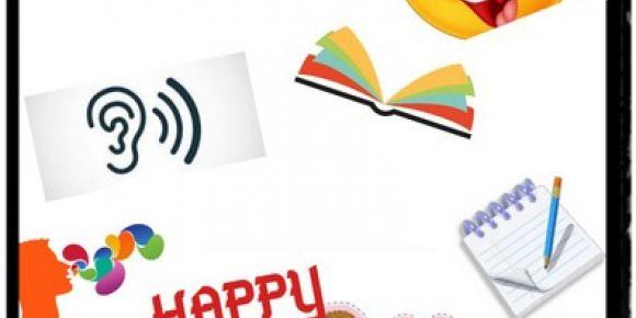 """""""Happy English"""" eTwinning Projesi ile İngilizce'yi Eğlenerek Öğreniyoruz"""
