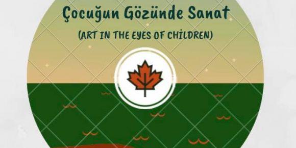 Çocuğun Gözünde Sanat/ Art in the eyes of children