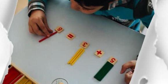 eTwinning Oyunlarla Matematik Projesi