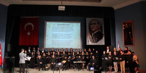 Karesi Halk Eğitim Merkezi Korosundan Dünya Engelliler Günü Konseri