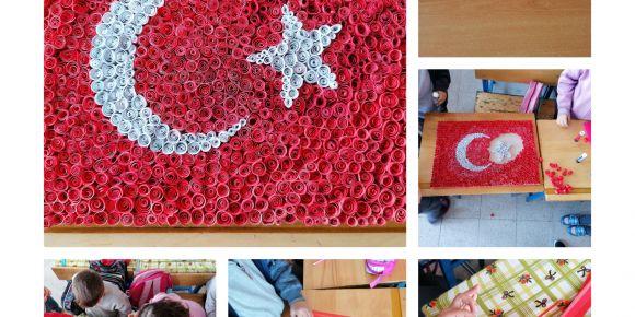 Türk Bayrağı Tasarımı