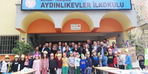 'Let's Teach and Learn Stem 'projemizin finalini aile katılımı ile gerçekleştirdik