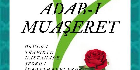 Adab_ı muaşeret yeni eTwinning projemiz başlıyor