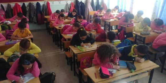 Gaziantep/Şehitkamil Hasan Celal Güzel İlkokulu Öğrencileri Günlük Yazıyor