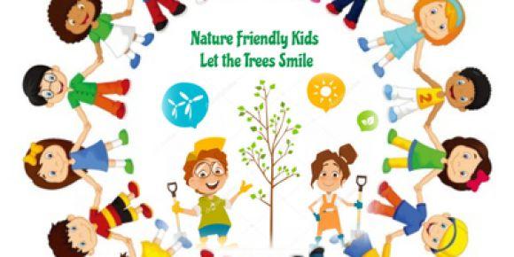 Doğa dostu çocuklar gülümsesin ağaçlar projemiz başlıyor