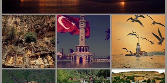 Bölge bölge Türkiyem