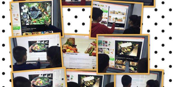 Projemizin Atık Gıda Yok Akran Eğitimi Çalışmaları