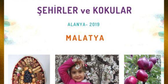 """""""Şehirler ve Kokular"""" Projesiyle Metin Emiroğlu Anadolu Lisesi Alanya'da!"""