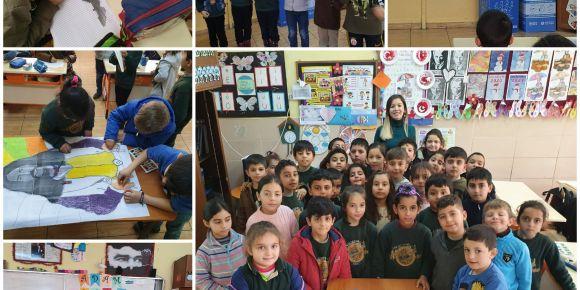 Şehit Avukat Mehmet Özel İlkokulu 2/A Sınıfı Barış Manço  Etkinlikleri