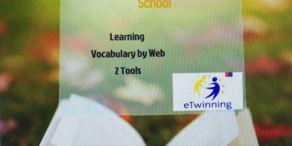 Vocabulary Fighters adlı eTwinning projemiz ile kelime öğrenmek artık daha eğlenceli