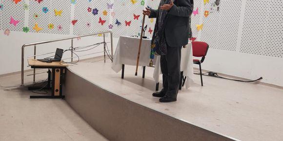 Yaşayan Şehirler Projesinde  Masalcı Dede den Ankara mizın efsanelerini dinledik