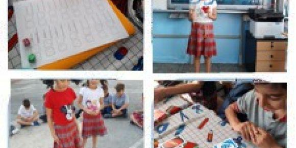 Matematiğin Sanatla Dansı Projesi Etkinlikleri