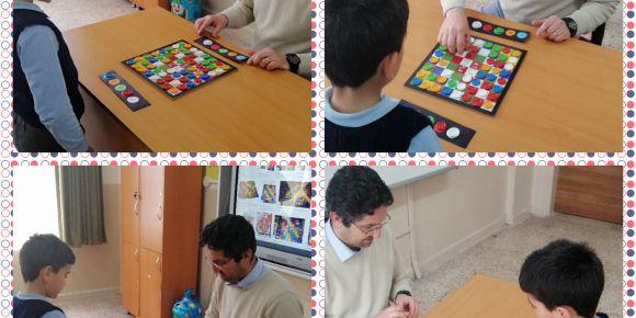 Mart Ayı 2. ve 3. Hafta Etkinliğimiz Skippity Oyunu
