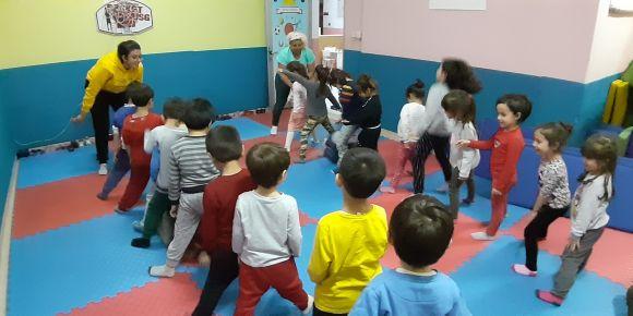 Temel Cimnatik Eğitimi