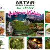 Artvin 'Şehirle ve Kokular' Projesi için çalışmalara devam ediyor