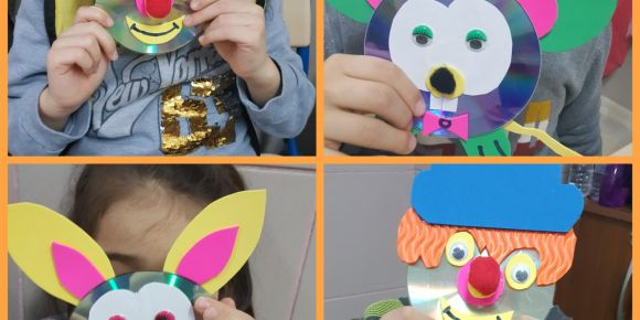 Art in the eyes of children/Çocuğun gözünde sanat