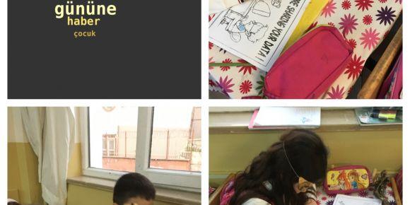 Güneşlitepe İlkokulu Güvenli İnternet çalışmalarına başladı