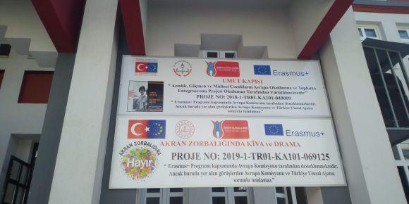 Hacı Süleyman Çakır Kız Anadolu Lisesi Erasmus+ KA101'de iki proje ile yola devam ediyor