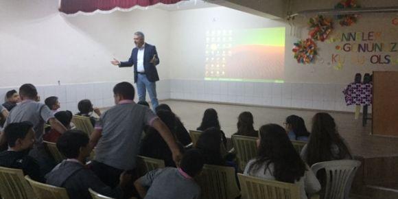 Motivasyon semineri yapıldı