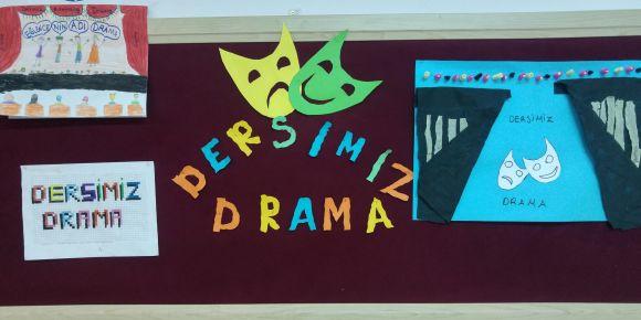 Dersimiz Drama Etwinning Projesi