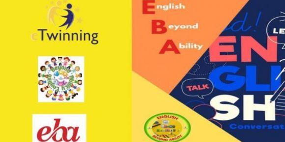 English Beyond Ability (EBA) Projesi Öğretmen Kitabımız Hazır