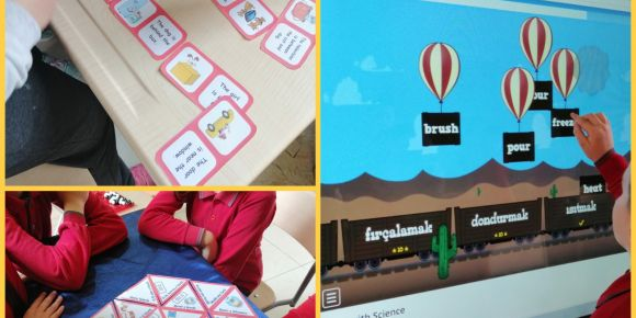 Games In English Lessons