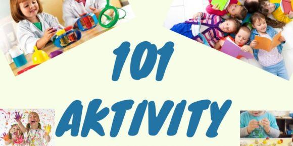 101 Aktivite projemiz ile çalışmalara başladık