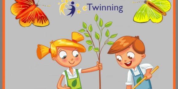 Okulumuzda Doğa Dostu Çocuklar Gülümsesin Ağaçlar projesi uygulanmaya başladı