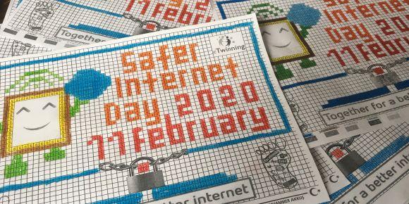 Güvenli İnternet Günü kodlama etkinliğimiz