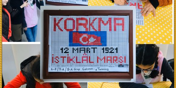 12 Mart İstiklal Marşı'nın Kabulü ve Mehmet Akif ERSOY'u Anma Günü