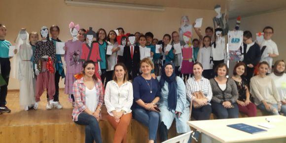 Mustafa Pars Orta Okulu 1.Geleneksel Güzellik Yarışması