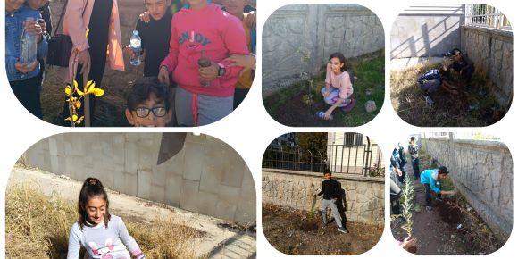 Şehit Mikdat Sümer Ortaokulu ile geleceğe nefes